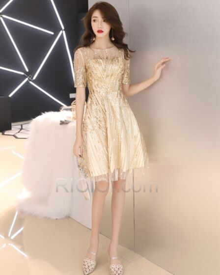 Cocktail Dress Club Dresses Sequin Christmas Party Dress Tulle