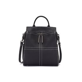 Handbag Simple Classic Black Satchel Backpack