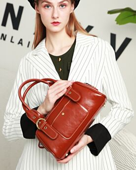 Bag Going Out Classic Satchel Leather Black Casual Shoulder Bag