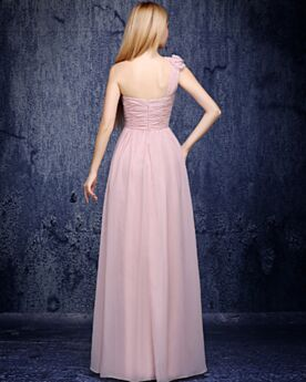 Beautiful Juniors Sleeveless Bridesmaid Dresses Open Back Homecoming Dress Pleated Long Evening Dresses