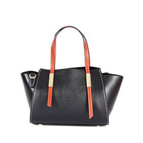Handtasche Business Mit Griffe Full Grain Umhängetasche Mode Schwarze Crossbody Leder Satchel Tasche Casual