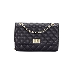 Black 2020 Classic Shoulder Bag Quilted Bag Crossbody