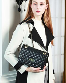 Black 2020 Classic Shoulder Bag Quilted Bag Crossbody