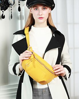 Crossbody Black Medium Cute Fanny Pack Fashion Going Out Bag
