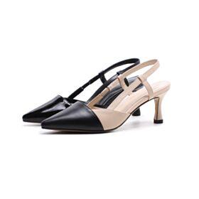 2018 Summer Mid Heels Sandals For Women