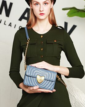 Quilted Gold Chain Leather Cute Designer Shoulder Bag Crossbody
