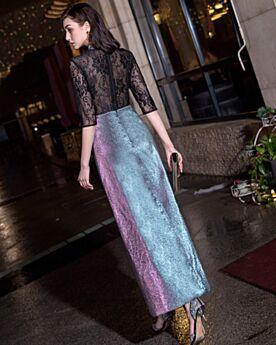 Abiti Da Sera Luccicante Eleganti Vestiti Da Cerimonia Glitter