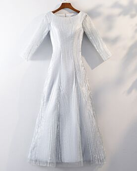 Homecoming Dress Fit And Flare Cocktail Dresses 2019 Glitter White Sparkly