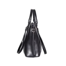 Lack Handtaschen Vintage Schwarz Laptoptasche 2020