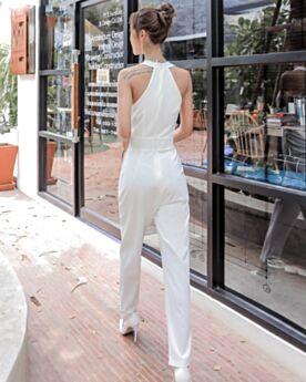 ロング ボヘミアン ペンシルパンツ カジュアル シフォン パンツ ドレス 75820190114