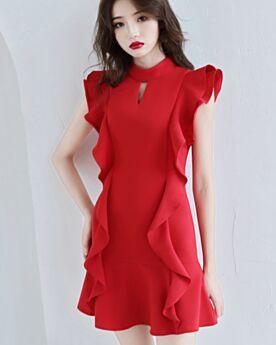 Cut Out Festliche Kleid Gunstige Partykleider Online Ricici Com