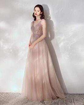 Abendkleid Boho Lange Konfirmationskleid Für Festliche Rückenausschnitt