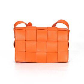 ファッション オレンジ 可愛い 肩掛け カバン カジュアル クロス ボディ バッグ ソフト 9520150115