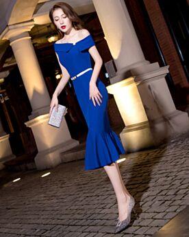 Semi Formal Dresses Elegant Cocktail Dress One Shoulder Off The Shoulder